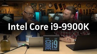 Core i9-9900K live review + benchmarks