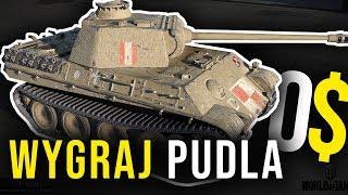 WYGRAJ PUDLA - World of Tanks