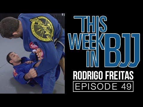 This Week in BJJ episode 49 - Rodrigo Freitas Spider Guard