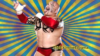 "2012: Lord Tensai 11th and New WWE Theme Song ""Shrine"""