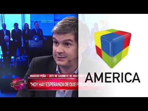 Marcos Peña: Michetti es un ejemplo de conducta, de ética y transparencia
