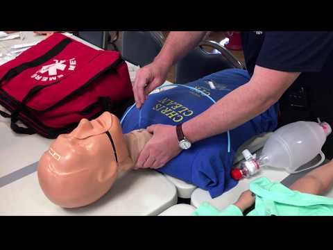 PHTLS: Pre-hospital Trauma Life Support course