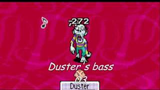 Character instruments and their tunes - Mother 3