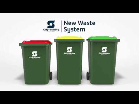 The City Of Stirling's Three-bin Waste System