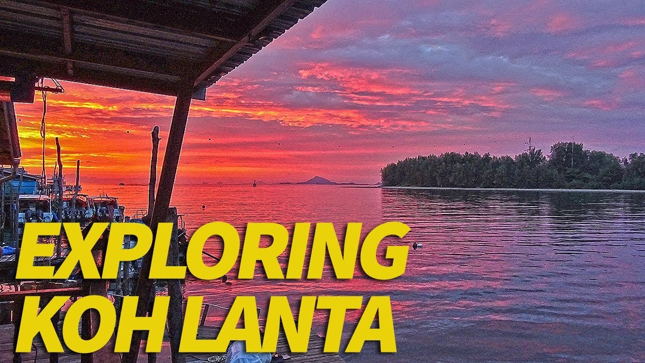 Download Koh Lanta Thailand - Close Encounter With Koh Lanta Snake!