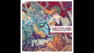 Watch Halestorm Slave To The Grind video
