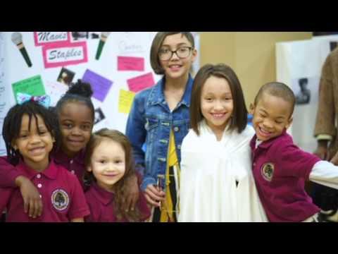 Tindley Genesis Academy - Black History Month Living Wax Museum