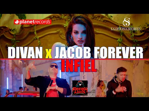 DIVAN ❌ JACOB FOREVER – Infiel (Official Video by Freddy Loons) Reggaeton Romantico Cubaton 2019