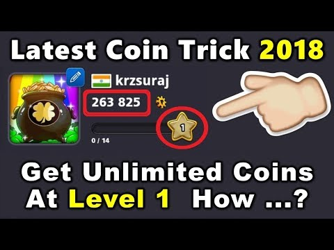 OMG ! Latest 8BP Coin Trick 2018 😍 Get Unlimited Coins At Level 1 😱 How ?