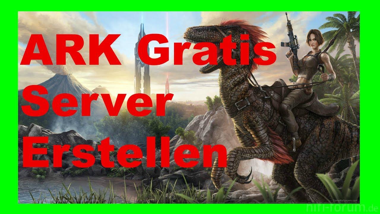 ark online server erstellen