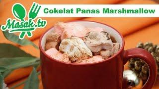 Cokelat Panas Marshmallow | Minuman #076