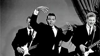 Chubby Checker: The Fly (1961) [High Quality Stereo Sound, Subtitled]