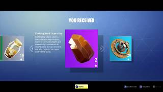 Fortnite Get Many Crafting Ingredients Blast Powder from Expedition