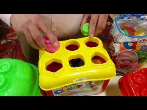 New! Clemmy Shape Sorter from Creative Toy Company at the 2015 Toy Fest West