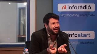 Puzsér Róbert az InfoRádió Aréna című műsorában   2019.03.25.