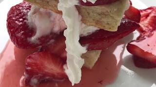 Homemade Strawberry Shortcake Recipe - How to Make Fresh Strawberry Shortcakes from Scratch