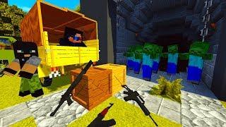 видео: ОПЕРАЦИЯ БУНКЕР! СЕКРЕТНО! ДЕНЬ 17. ЗОМБИ АПОКАЛИПСИС В МАЙНКРАФТ! - (Minecraft - Сериал)