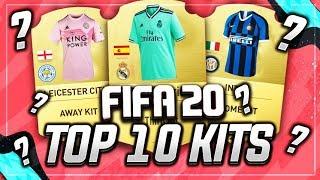 FIFA 20 - TOP 10 BEST KITS