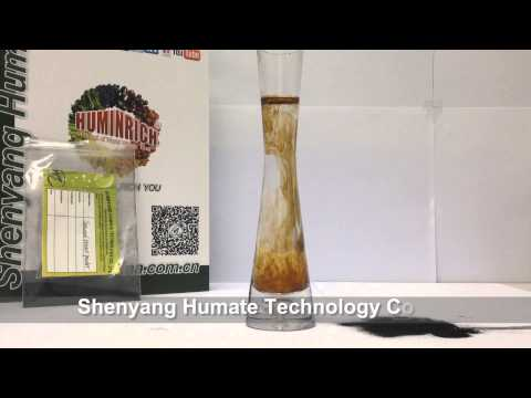Shenyang Humate Huminrich 100% Soluble Seaweed Extract Kelp Fertilizer