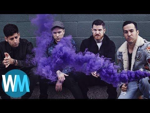 Top 10 Best Fall Out Boy Music Videos