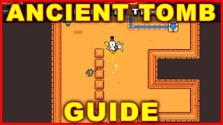 Forager Ancient Tomb Walkthrough Guide (how To Solve The Ancient Tomb)