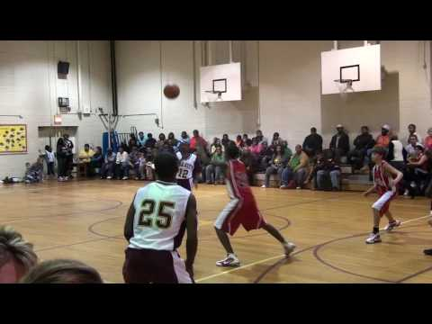 In HD!! Nick Jeffers' jumper!!  Beulaville v Charity Middle School in basketball 12/17/09...
