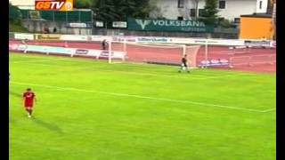 Galatasaray Türkiyemspor Berlin Mac Özeti 08.07.2011