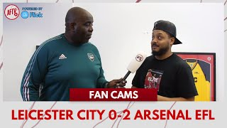 Leicester City 0-2 Arsenal | Mikel Artekkers Has A Plan! (Troopz)