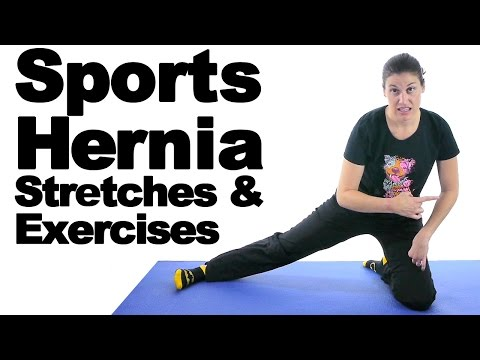 Sports Hernia Exercises & Stretches Ask Doctor Jo