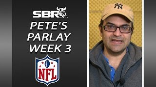 NFL Week 3 Picks with Peter Loshak: Pete
