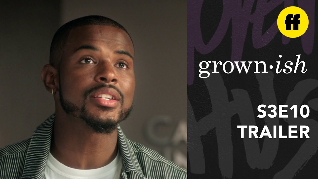 Download grown-ish | Season 3, Episode 10 Trailer | Aaron Takes A Stand