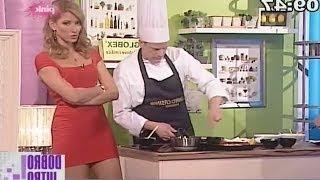 Jovana Jankovic Beautiful Serbian Tv presenter 27.09.2012