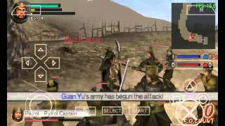 [Androidgamenet.com] Dynasty Warriors - Vol. 2 - Gameplay Test PPSSPP Android