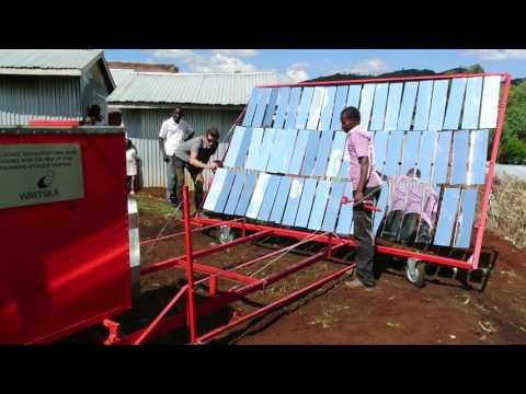 Solar Bakery Expanding in Rural Kenya
