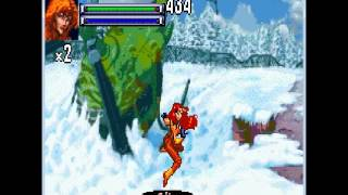 GSCentral - X-Men - Reign of Apocalypse (AR GBA V3) - Play As Phoenix