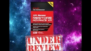 "Review of ""XR RESTORE ADVANCE XR"" Gnc series"