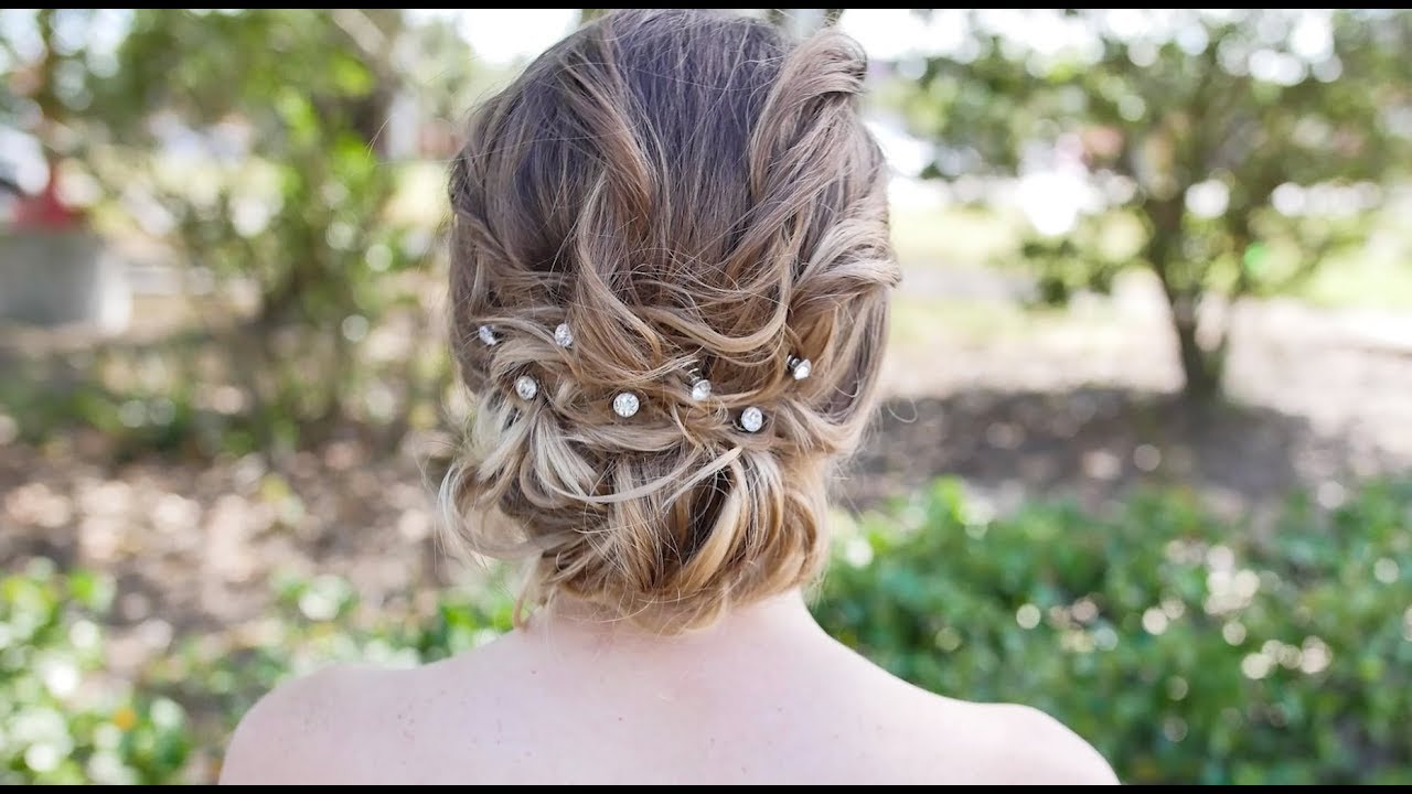 Spring Wedding Hairstyle Trends 2018 Youtube