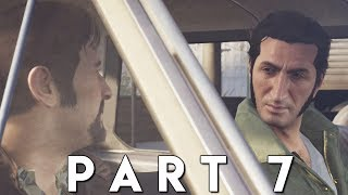 A WAY OUT Walkthrough Gameplay Part 7 - ROBBERY (PS4 Pro)