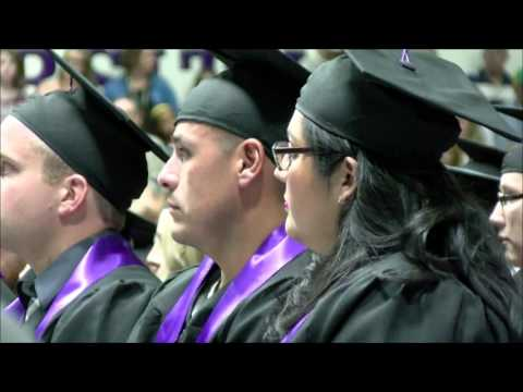 Tarleton Commencement 2016 Summer COST, COBA, Part 1