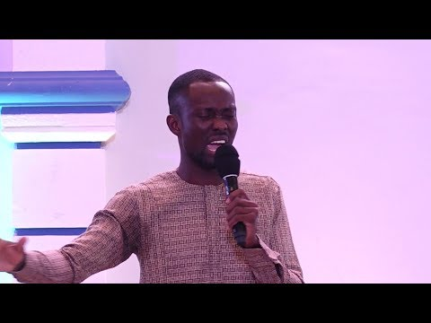 OKA MEHO, JESUS || Isaac Osoro @ 2018 PENSA GHANA CONFERENCE