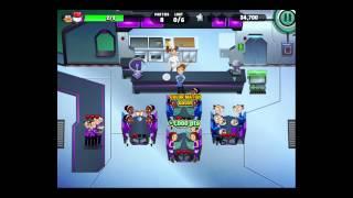 Diner Dash 2015 Edition [iPad Gameplay] Level 64