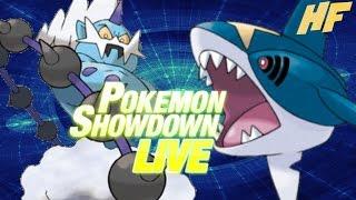 Pokemon Showdown ORAS [OU] Live || Heatah Fajita w/Frens || We Handle This Rough...Skin