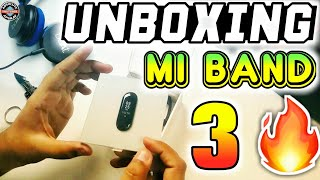 Mi Band 3: Xiaomi Mi band 3 Unboxing & Review in hindi | Amazing Fitness Tracker in india(2018)🔥🔥