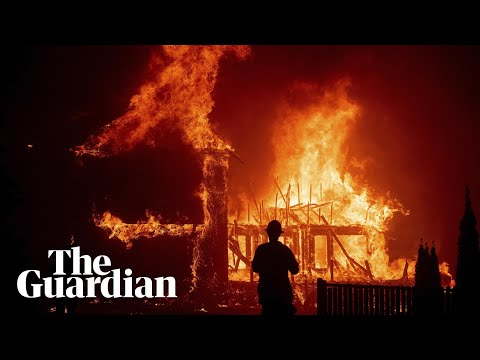 California Wildfires: Why Are There So Many And Is Climate Change To Blame?