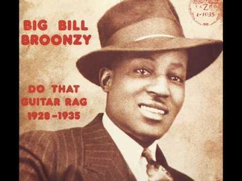 Big Bill Broonzy - Good Liquor Gonna Carry Me Down (complete lyrics)