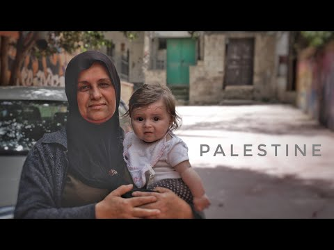 🇵🇸 Palestine (West Bank): A Travel Documentary