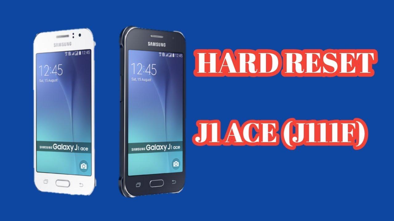 cara hard reset samsung j1 ace dengan mudah
