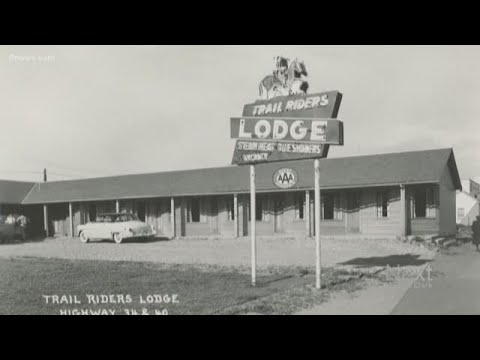 You Can Visit A Historic Century-old Motel In Colorado