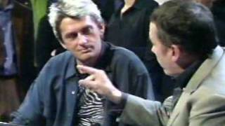Mike Oldfield later with..Jools Holland Interview
