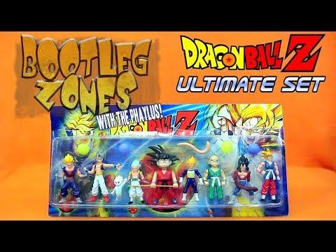 Bootleg Zones: Dragon Ball Z Ultimate Set